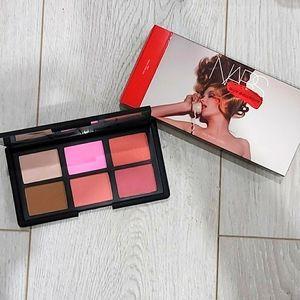 Brand New NARS Guy Bourdin blush palette